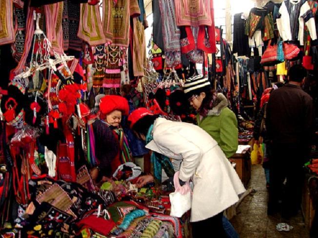 kinh nghiệm mua sắm, Kinh nghiệm mua sắm ở Sapa không lo về giá