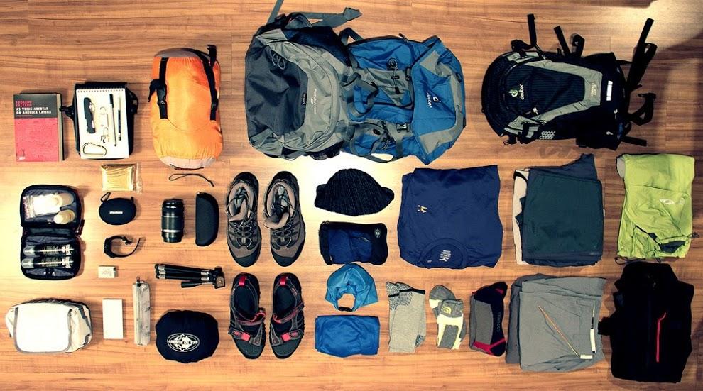 Một số vật dụng cần trang bị để leo núi Fansipan an toàn