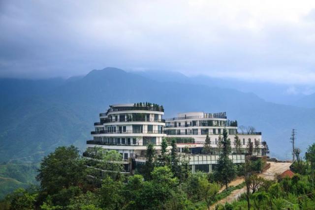 khách sạn có view đẹp ở sapa, Khách sạn view đẹp ở sapa không thể không dừng chân