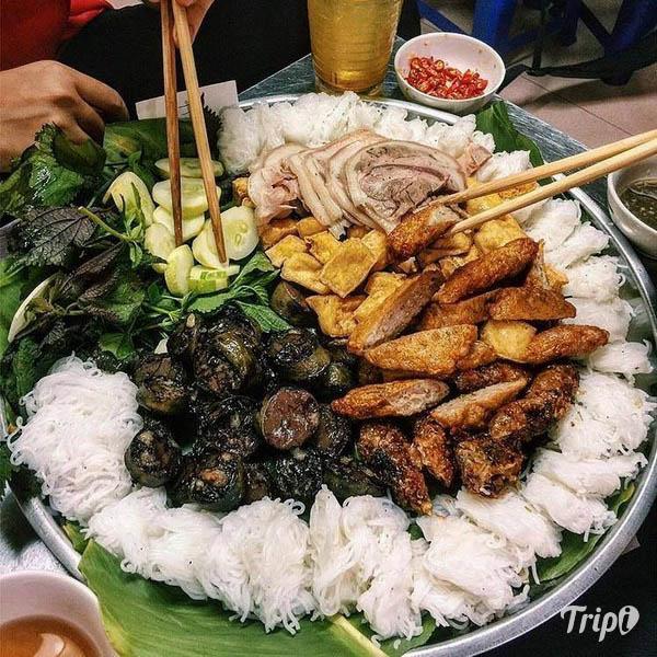 địa điểm ăn sáng ngon rẻ ở hà nội, Địa điểm ăn sáng ngon rẻ ở Hà Nội cho bữa sáng tràn đầy năng lượng