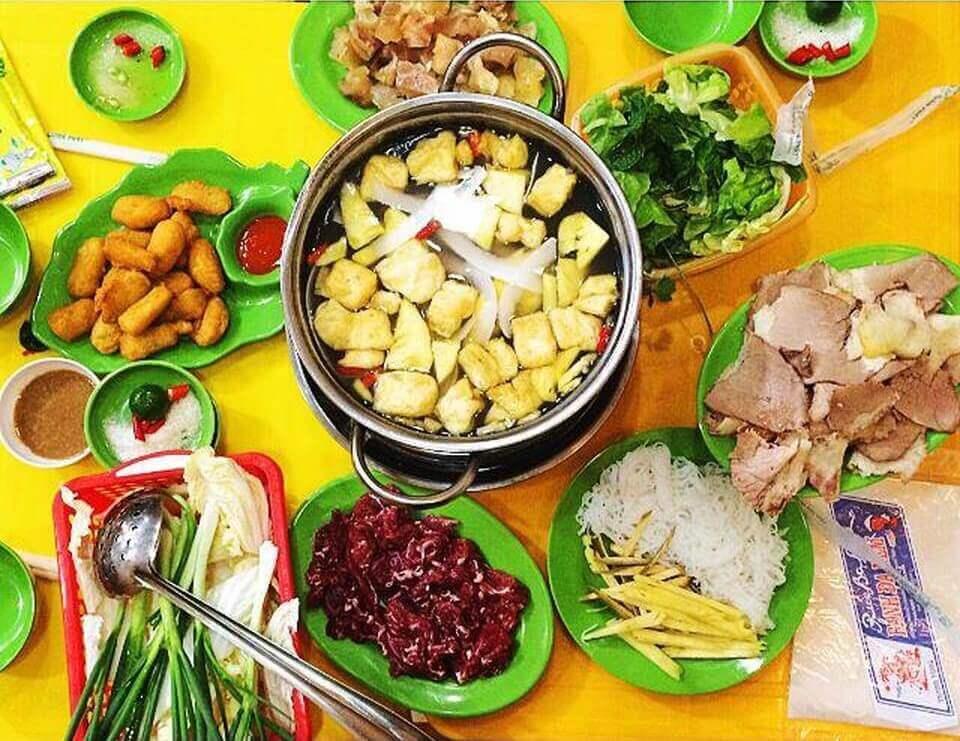 ăn lẩu ở đâu ngon bổ rẻ hà nội, Ăn lẩu ở đâu ngon bổ rẻ hà nội làm con dân mê như điếu đổ