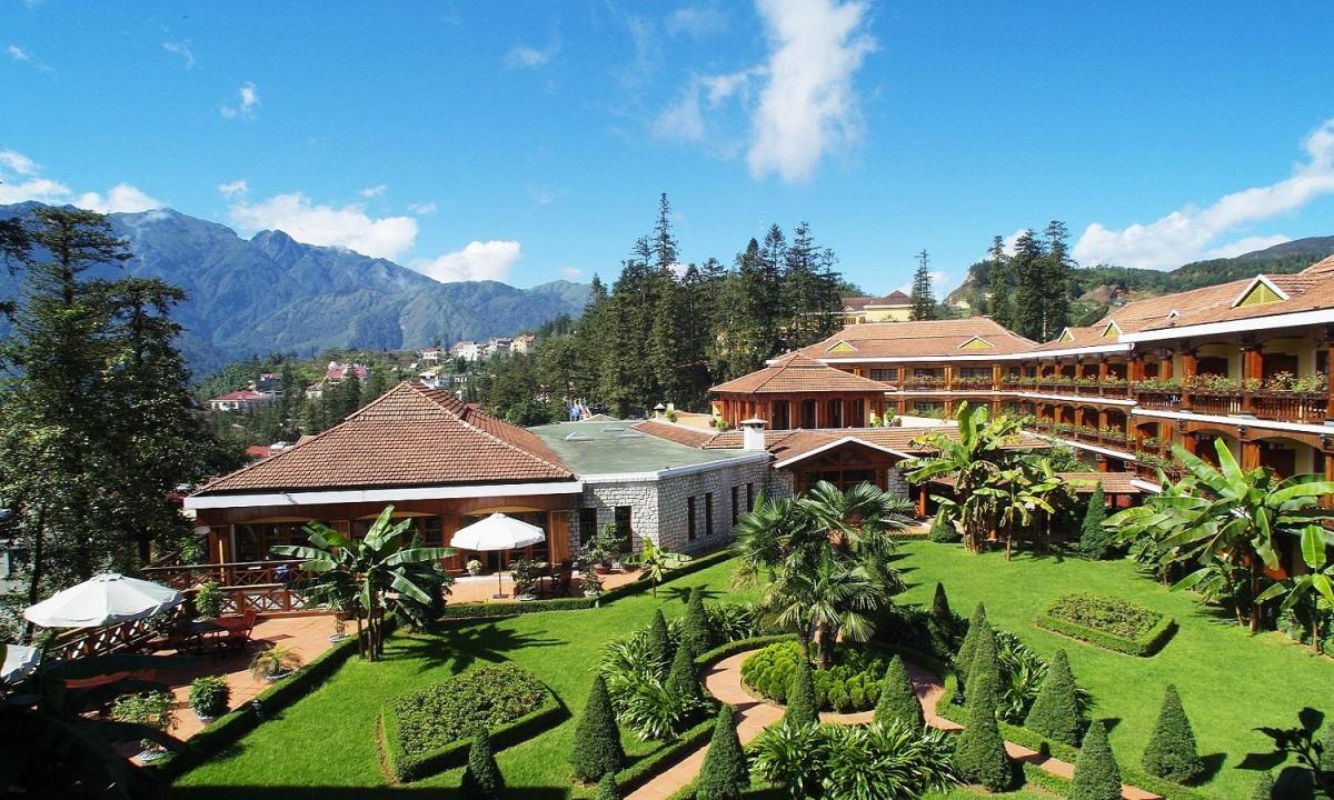 khách sạn 4 sao sapa, Top khách sạn 4 sao sapa đẹp nhất  mê mẫn lòng người