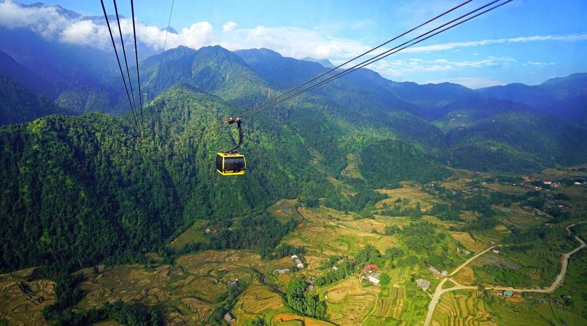 kinh nghiệm leo fansipan, Kinh nghiệm leo fansipan – chinh phục đỉnh núi cao nhất Việt Nam