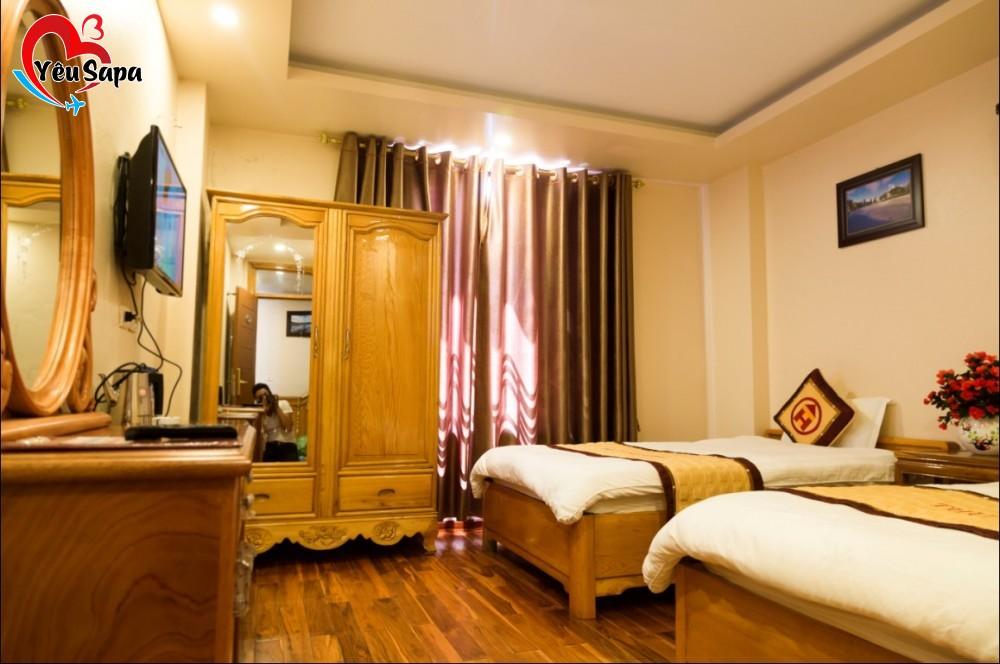 đặt phòng khách sạn sapa, Hướng dẫn đặt phòng khách sạn sapa cho du khách lần đầu đặt chân đến đây