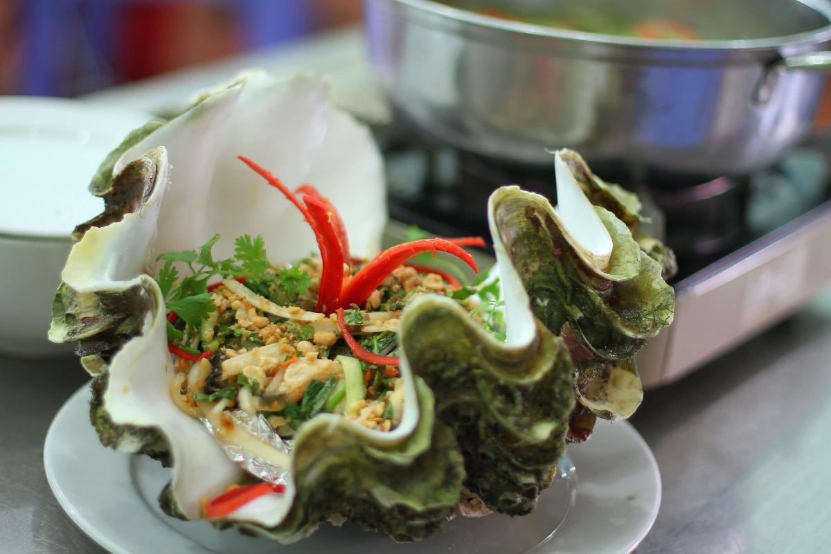 Quán ăn Ngon ở Quảng Ngãi