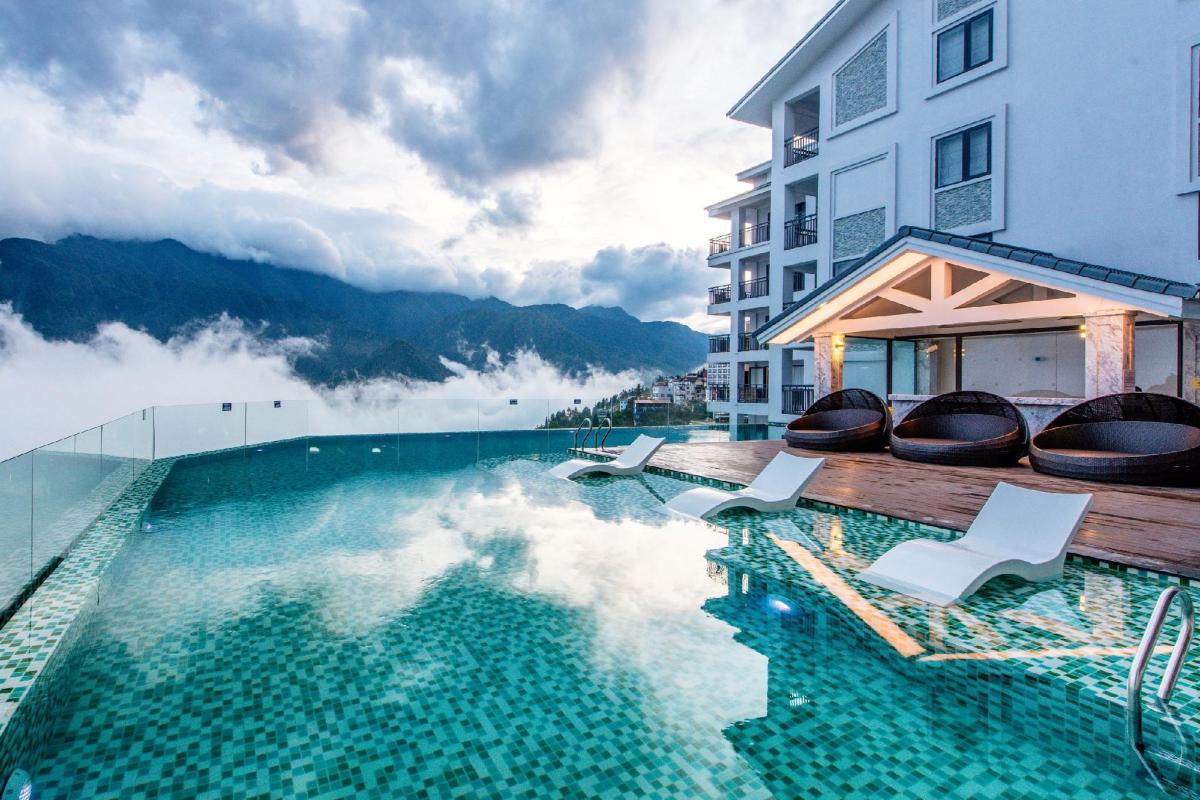 Khách sạn bamboo sapa, Review chi tiết về khách sạn Bamboo Sapa có ích cho phượt thủ