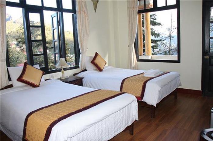 khách sạn Hoàng Hà Sapa, Review khách sạn Hoàng Hà Sapa