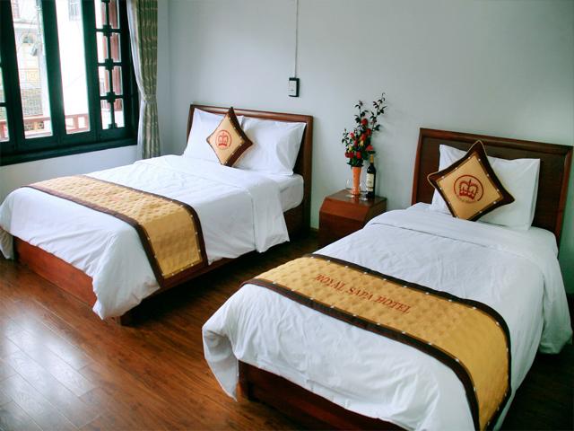khách sạn royal sapa, Khách sạn royal sapa view đẹp ngỡ ngàn thu hút du khách