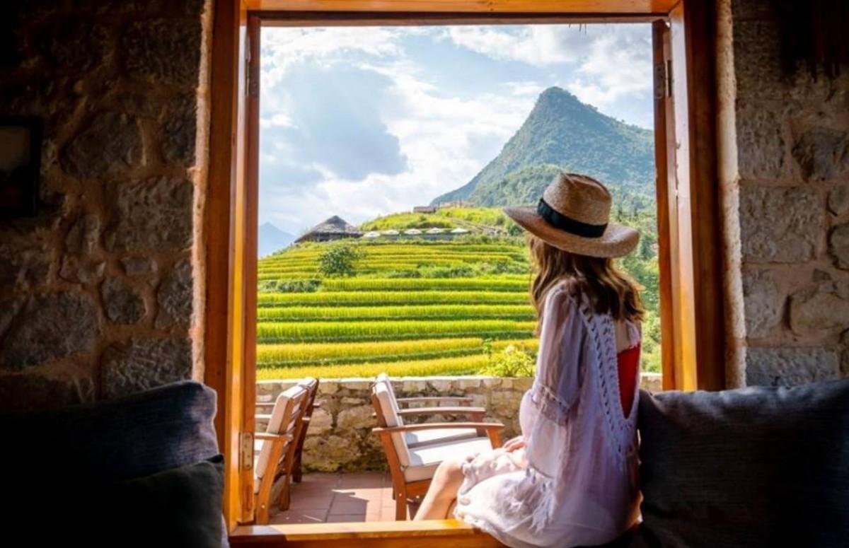 khách sạn topas ecolodge sapa, Khách sạn Topas Ecolodge Sapa không thể bỏ lỡ trong kì nghỉ dưỡng của bạn