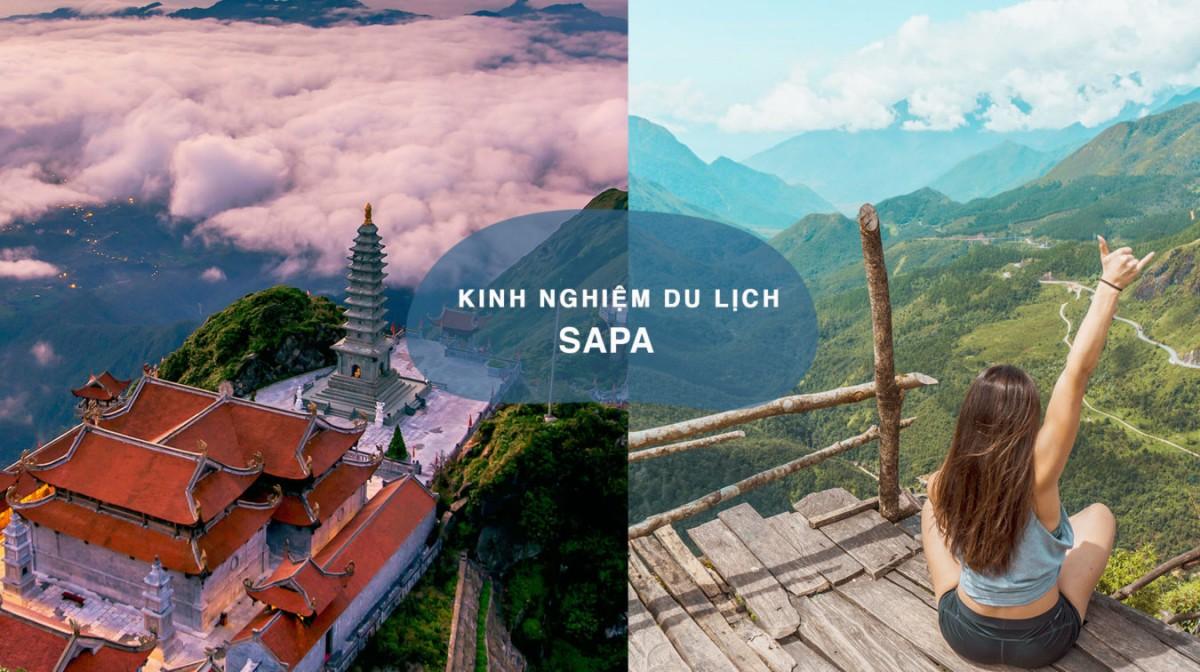 """Kinh nghiệm du lịch Sapa, Kinh nghiệm du lịch Sapa """"siêu chi tiết"""" không phải ai cũng biết hết"""