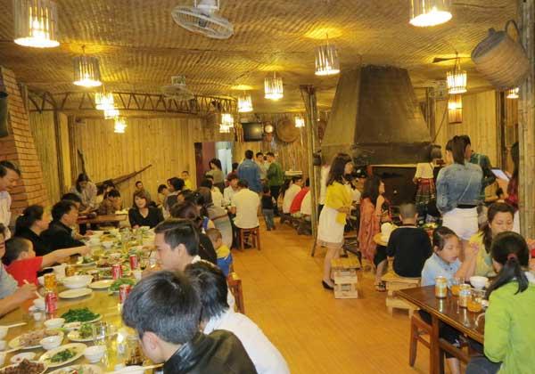 quán ăn nổi tiếng ở Sapa