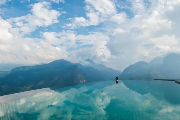 homestay có hồ bơi siêu xịn